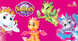 dragones Safiras