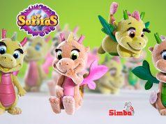 Dragones Safiras de la familia Tierra