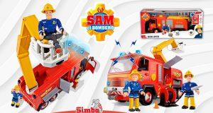 camión de Sam El Bombero