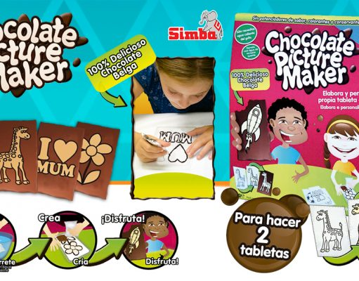 Choocolate Picture Maker