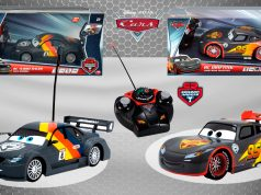juguetes de Cars Carbon Racers