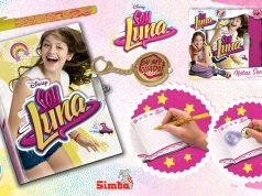 Diario Notas Secretas Soy Luna