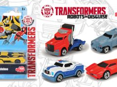 juguetes de Transformers