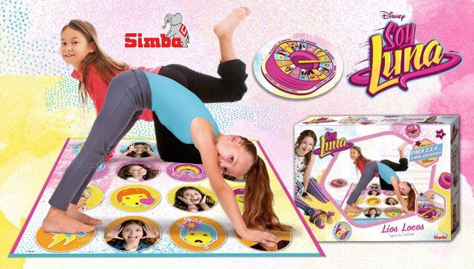 juguetes Soy Luna Líos Locos