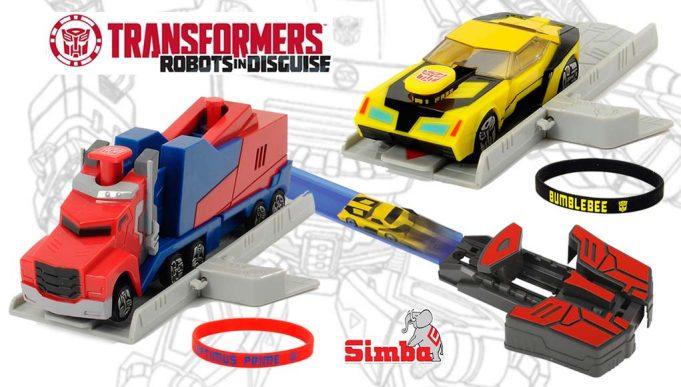 lanzador transformers