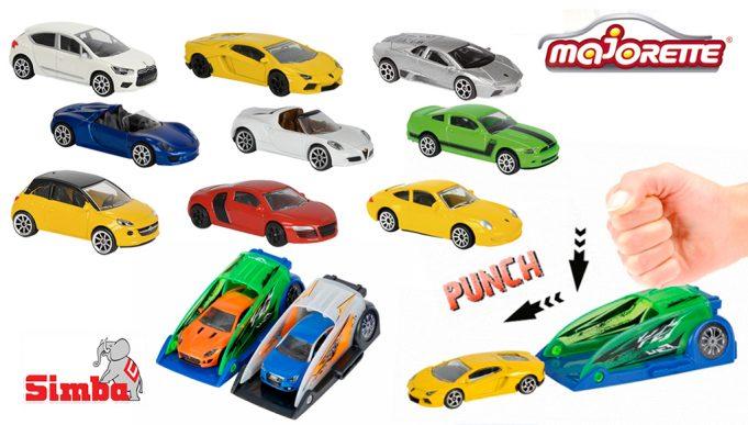 coches de juguete
