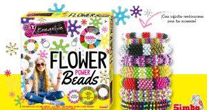 juguetes creativos Flower Power Beads