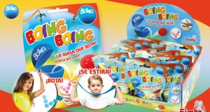 Boing Boing, la masa que bota