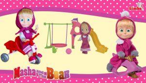 juguetes de Masha y el Oso