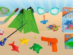 juguetes de agua