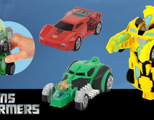 Transformers juguetes
