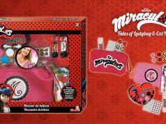 Juguetes de Miraculous Ladybug Neceser de Belleza