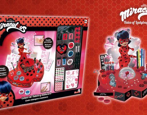 juguetes de Ladybug Centro de Tattoos y Manicura