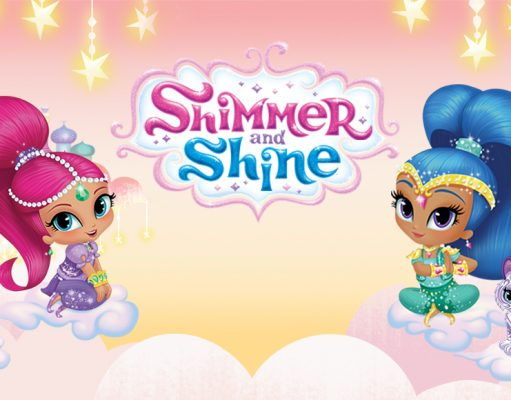 juguetes de Shimmer and Shine