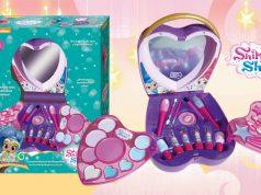juguetes de Shimmer and Shine Corazón Maquillaje
