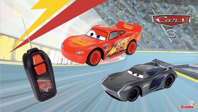 juguetes Cars 3
