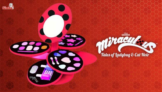 juguetes de Miraculous Ladybug Flor Belleza