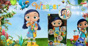 muñeca Wissper con función