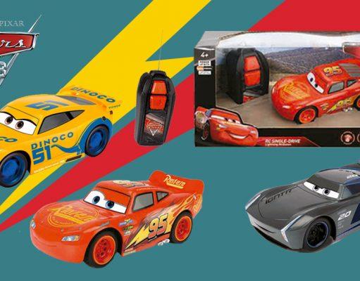 coches teledirigidos Cars 3