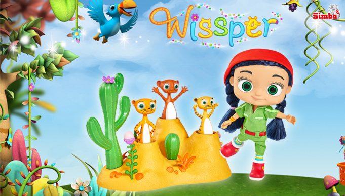 juguetes de Wissper playsets