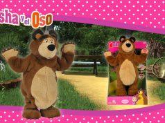 juguetes de Masha y el Oso Oso Bailarín
