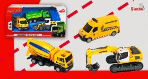 Coches de juguete Dickie Toys