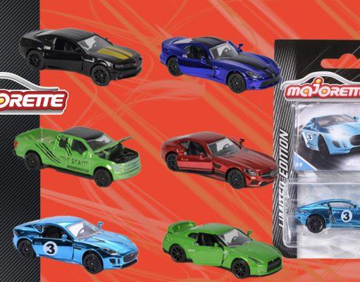 coches de juguete edición limitada Majorette