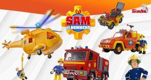 Juguetes de Sam El Bombero