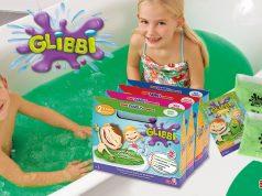 Juguetes para el baño de Glibbi