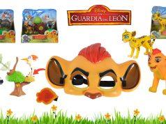 Juguetes de La Guardia del León