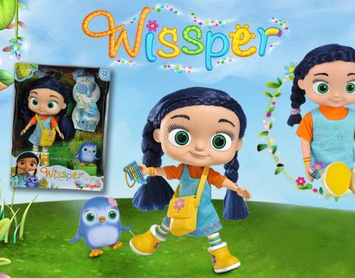 Juguetes de Wissper