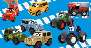 coches de juguete Happy Series