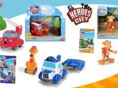 juguetes de Paulie y Fiona