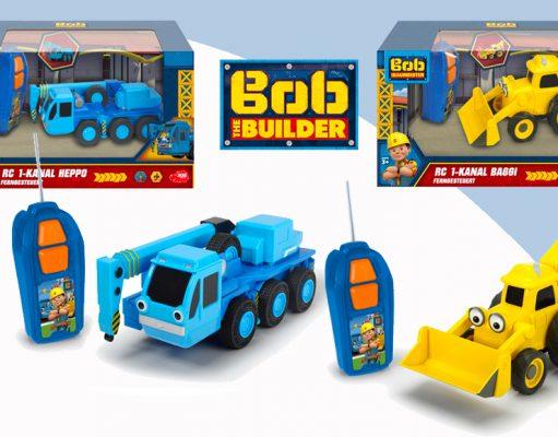 Juguetes de Bob El Constructor