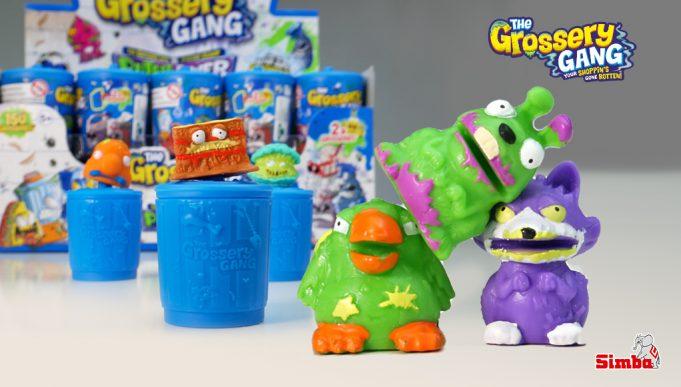 Grossery Gang: Vile Vermin