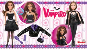 Muñecas de Chica Vampiro
