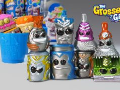 Figuras de The Grossery Gang