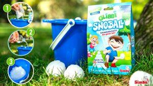 Juego al aire libre: Snoball