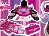 juguetes de Chica Vampiro maquillaje música