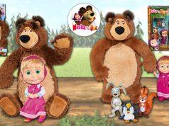 juguetes de Masha y el Oso novedades