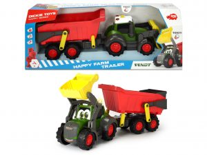 Tractor con Remolque Happy Series
