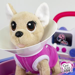 chichi love carrito veterinario simba