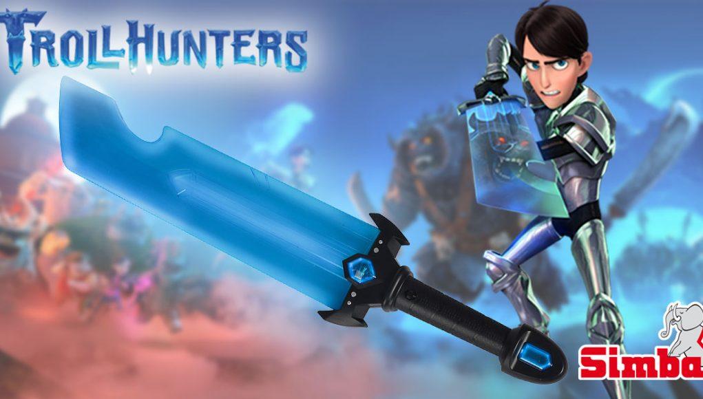 Espada Trollhunter Simba
