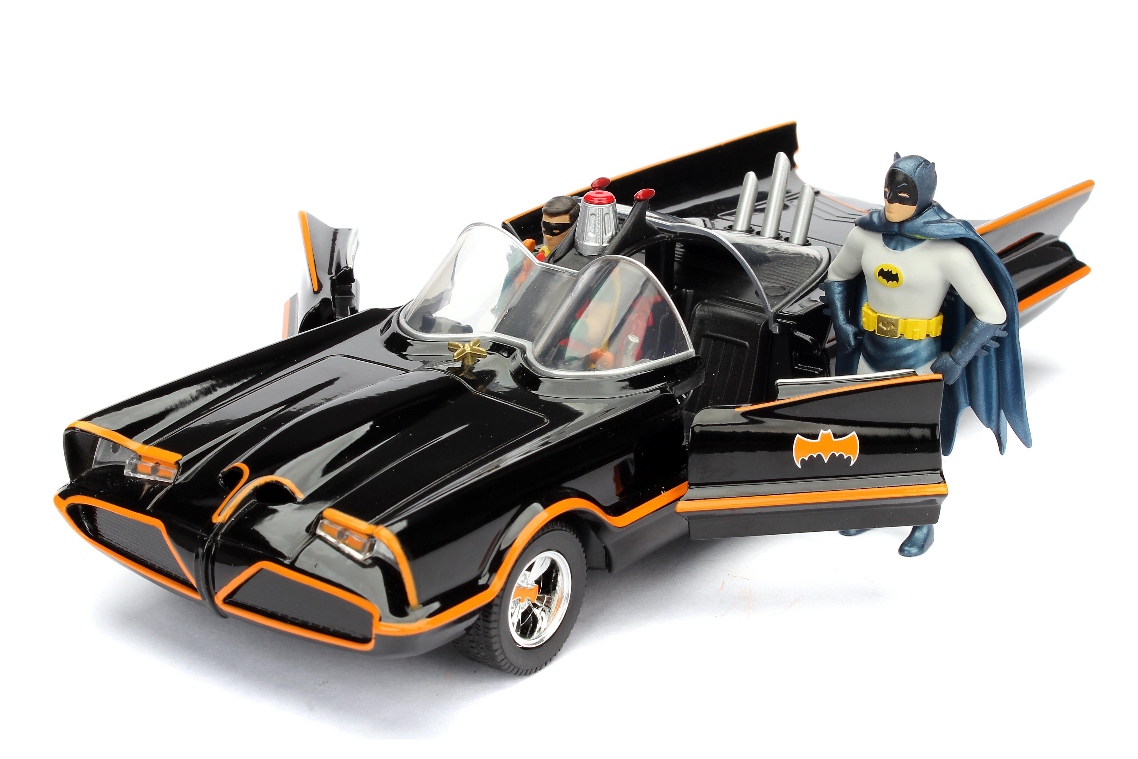 Batmóvil Clásico 1966