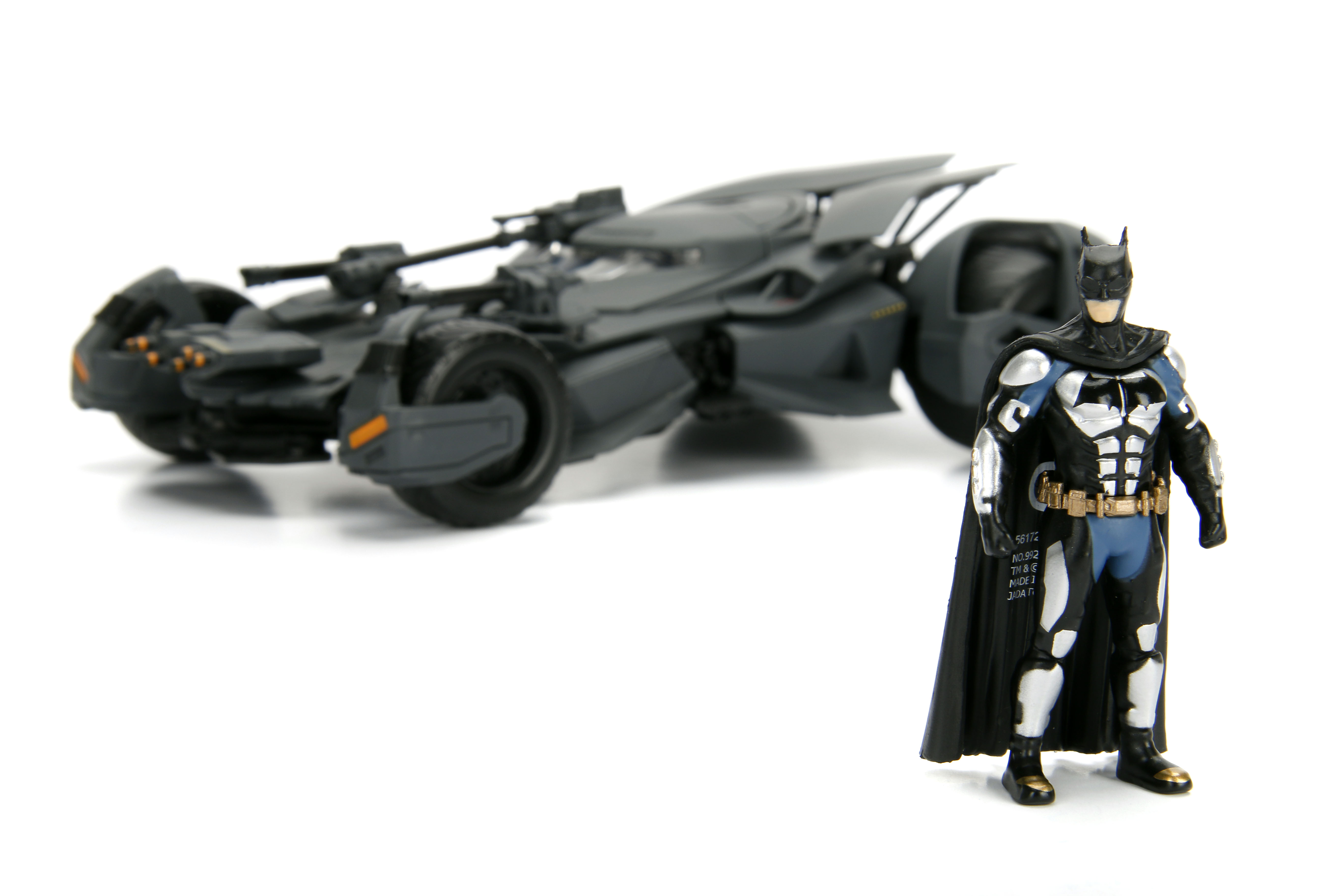 Batmóvil La Liga de la Justicia