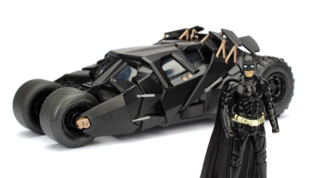 Batmóvil El Caballero Oscuro