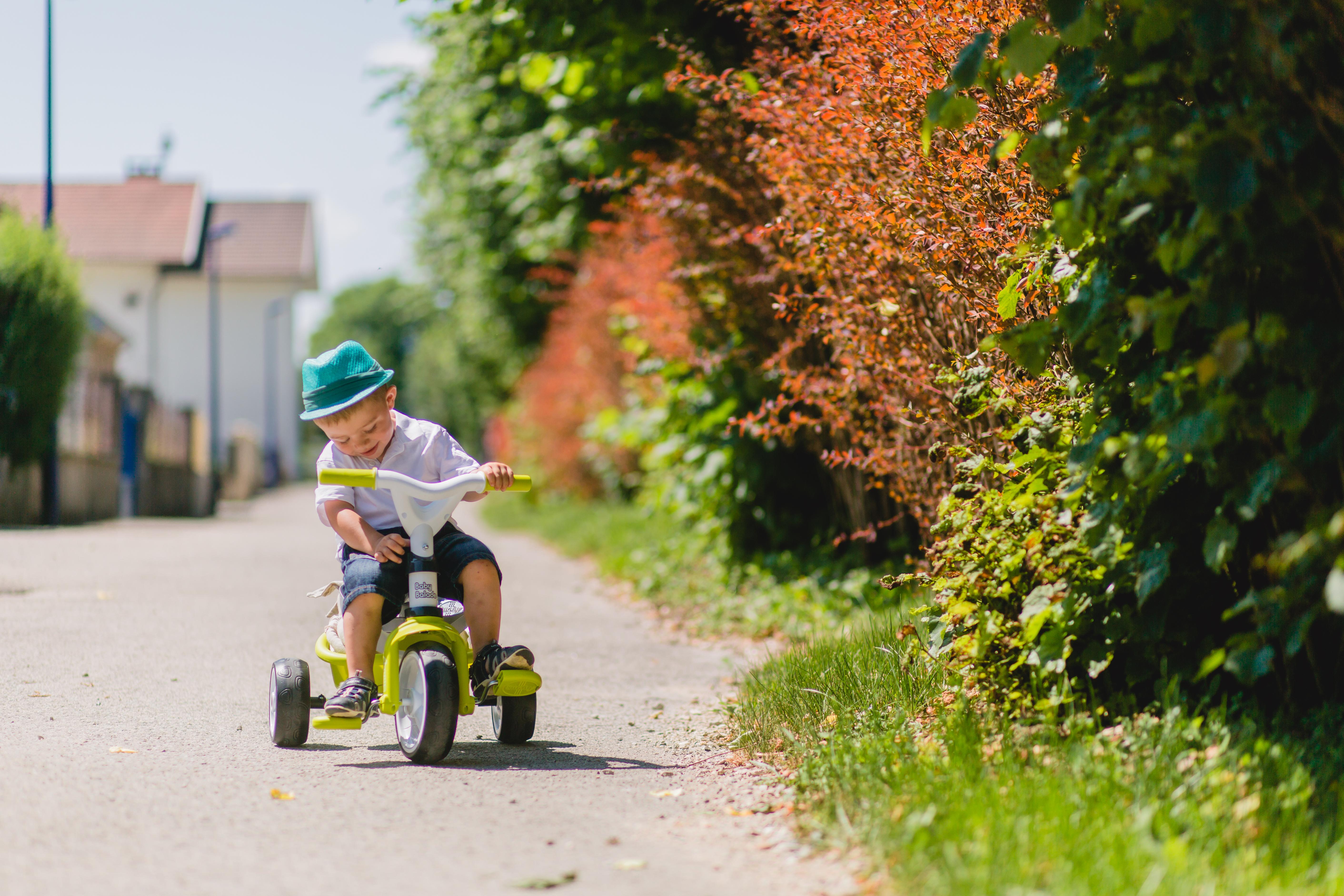 Triciclo Baby Balade 2