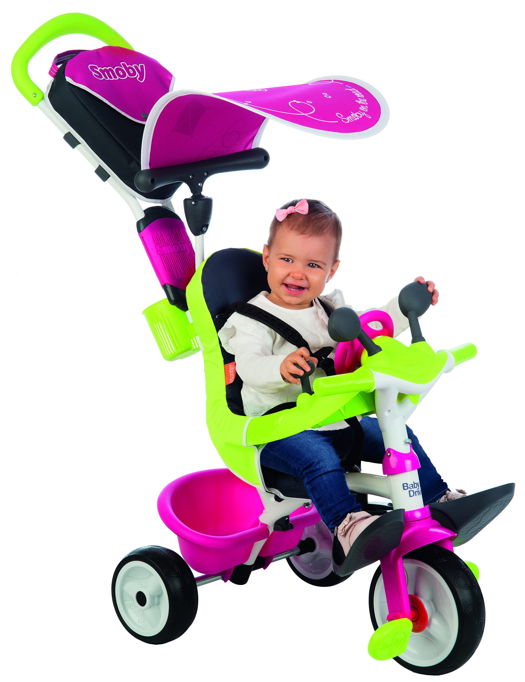 Triciclo Baby Driver