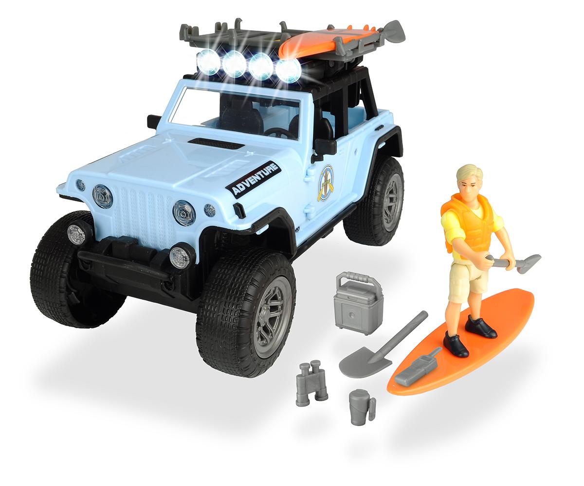 Set Surfer Jeep M Playlife Naturaleza