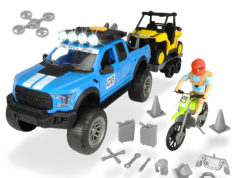 Set Todoterreno Ford Raptor XL Playlife Naturaleza
